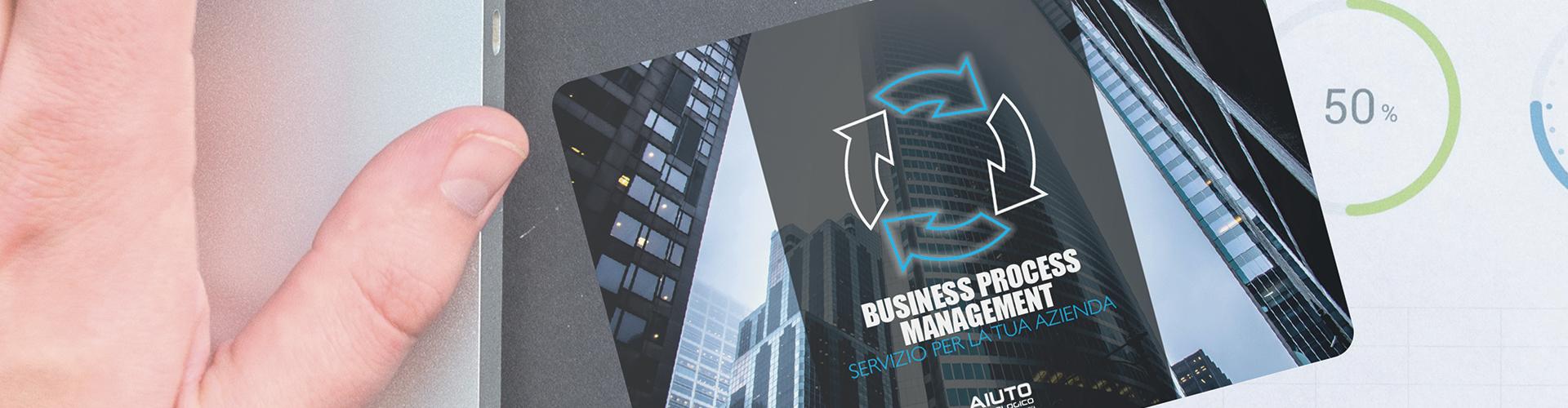 Business Process Management di Aiuto Tecnologico