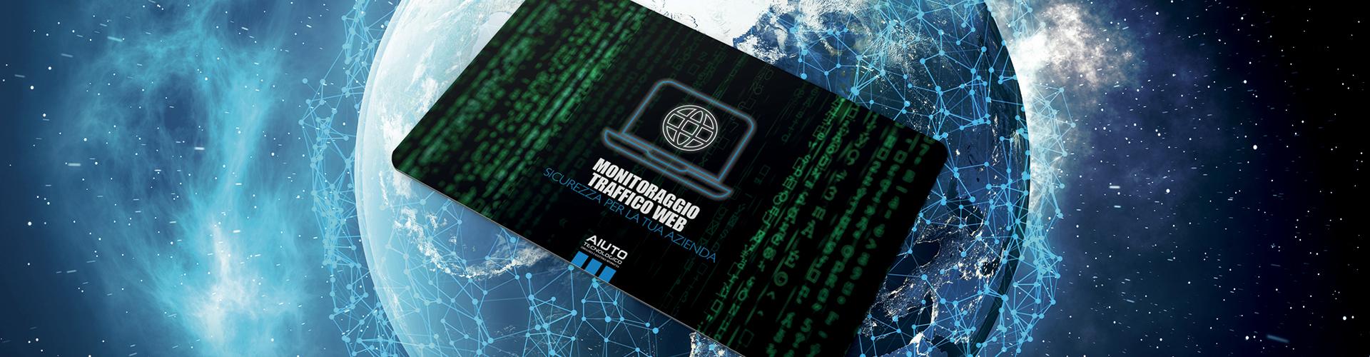 Monitoraggio Traffico Web di Aiuto Tecnologico