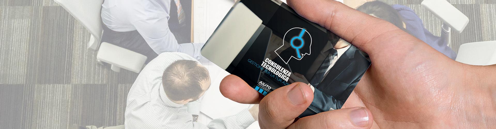 Consulenza Tecnologica di Aiuto Tecnologico